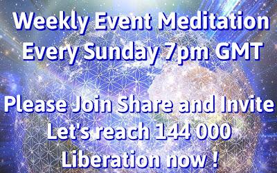 wöchentliche meditation