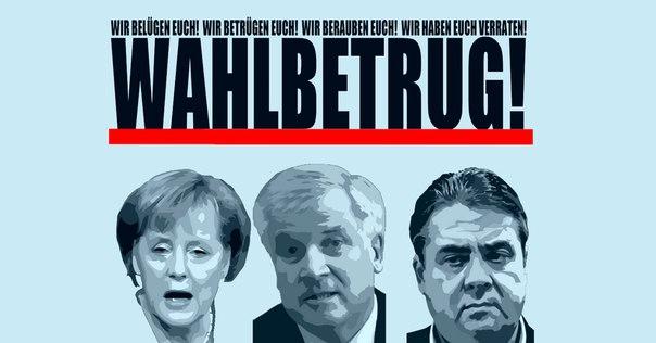 Studie beweist: Wahlfälschung in Deutschland keine Ausnahme, sondern dieRegel!