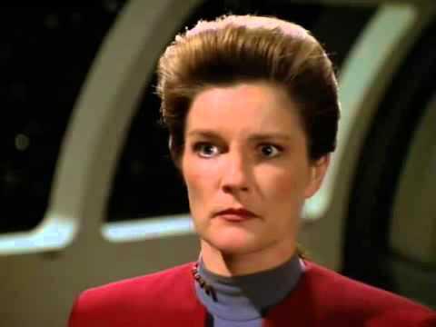 Janeway vs Archon