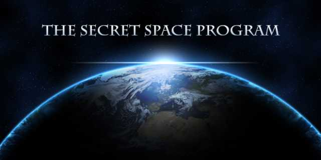 Secret space program
