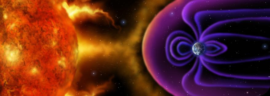 Magnetfeld der Erde