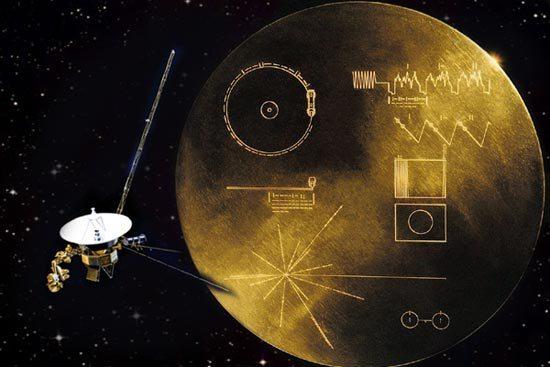 Voyager 2 könnte gehackt worden sein, als sie in die Tiefen des Weltraum eintrat – 13.Oktober2016