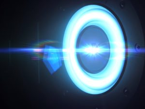 ion thruster