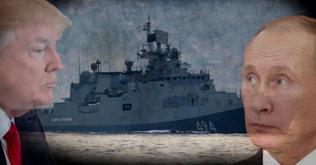 Russland deaktivierte Luftabwehr: War der US-Luftschlag in Syrien eine verdeckte Kooperation von Trump undPutin?