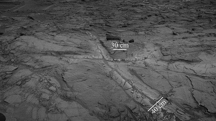 Mars bot über Millionen Jahre lebensfreundliche Bedingungen