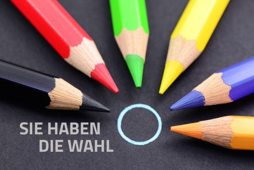 Wahlbeobachter Bundestagswahl